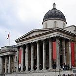 Londýn - práca v Londýne - National Gallery