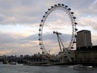 London Eye (Londýnske koleso)