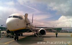 Letisko Londýn - lietadlo