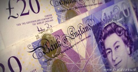 Libry - minimálna mzda v Anglicku