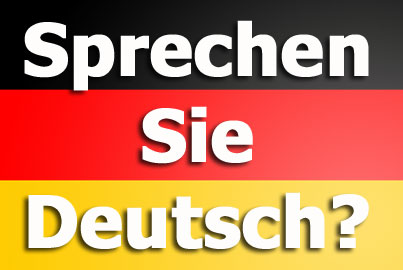 Hovoríte po nemecky?