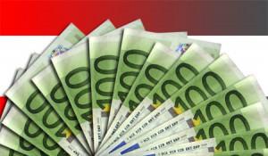Plat v Rakúsku, 1500 eur