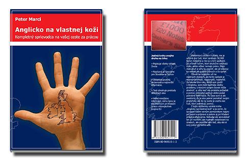 Obálka knihy Anglicko na vlastnej koži