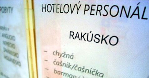 Práca v zahraničí cez slovenskú agentúru