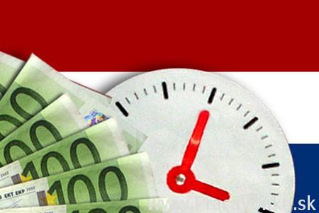 Minimálna mzda, pracovný čas atď. v Holandsku