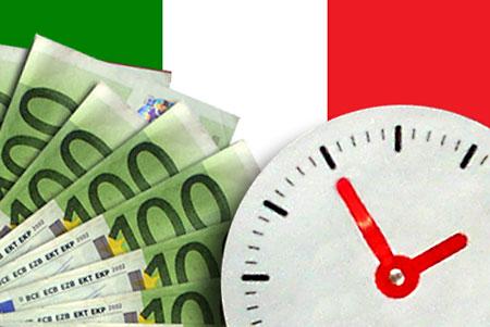 Taliansko - pracovné podmienky